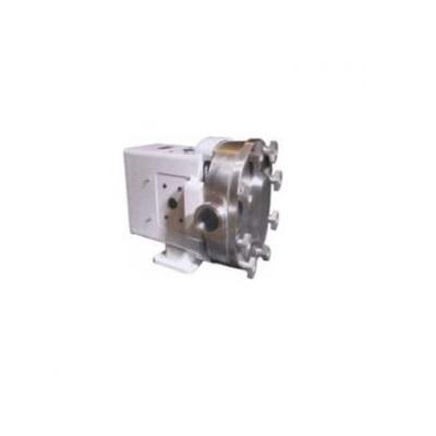 Lobe-rotor pumper